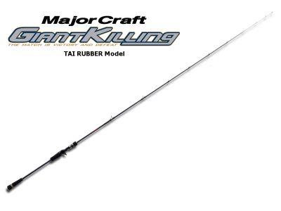 Major Craft  Giant Killing Tai Rubber GKG-B65L/TR