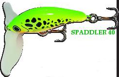 PREDATEK Spaddler 50 S
